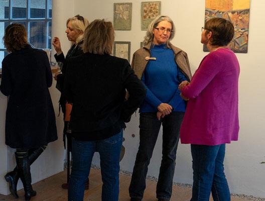 Margit Ingenfeld (2. von rechts)