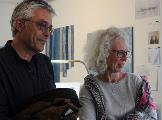 Wolfgang und Anette Kussmann