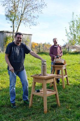 Impressionen Holz-Workshop 56