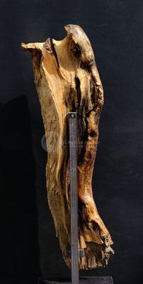 Unbekannte, Apfelholz, gewachst, 130 cm