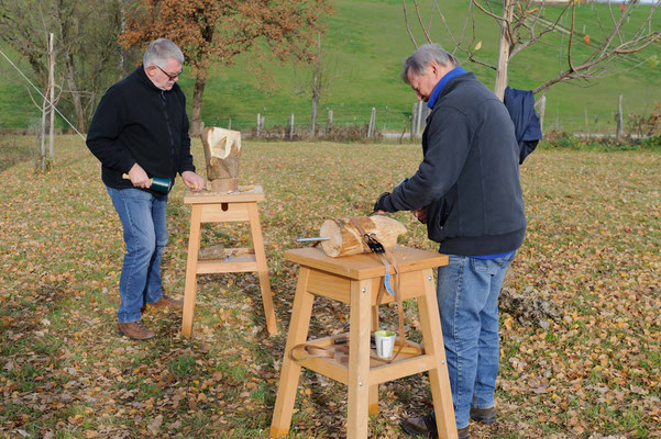 Impressionen Holz-Workshop 34