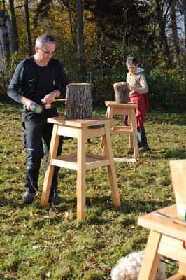 Impressionen Holz-Workshop 29