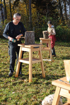 Impressionen Holz-Workshop 29