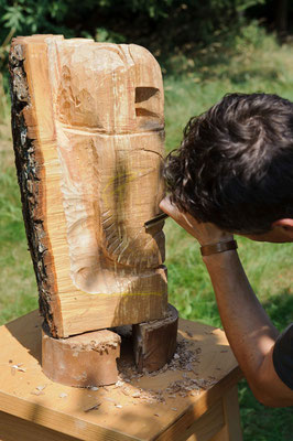 Impressionen Holz-Workshop 12