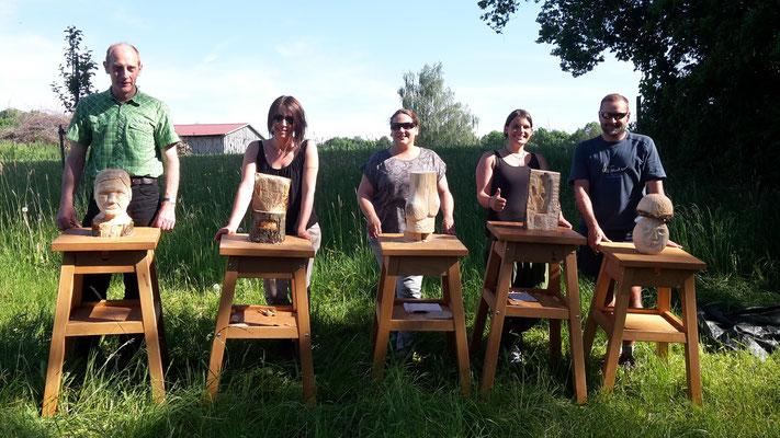 Impressionen Holz-Workshop 17055