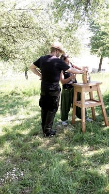 Impressionen Holz-Workshop 17056