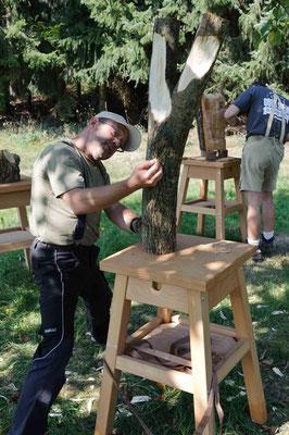 Impressionen Holz-Workshop 8