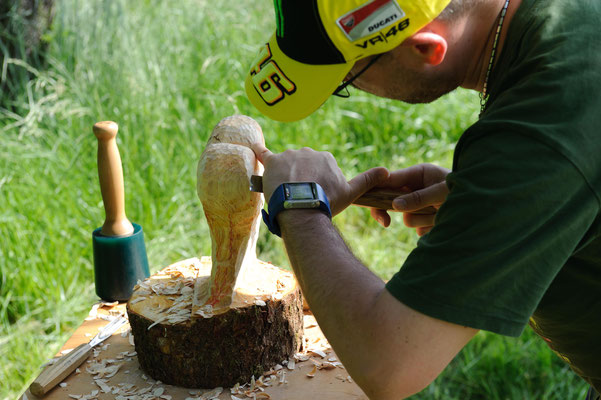 Impressionen Holz-Workshop 50