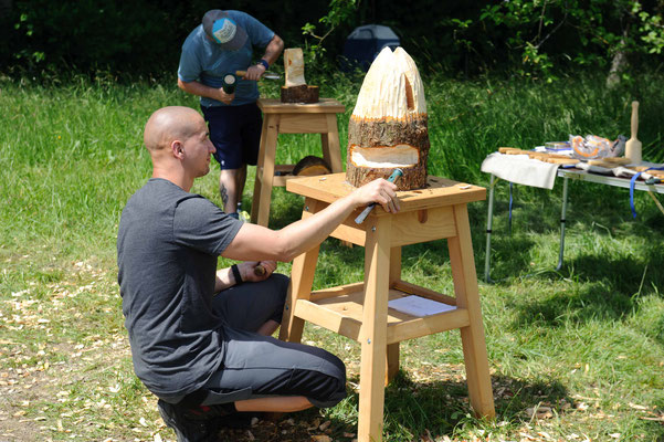 Impressionen Holz-Workshop 49