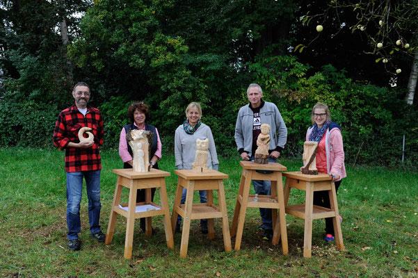 Impressionen Holz-Workshop 16104