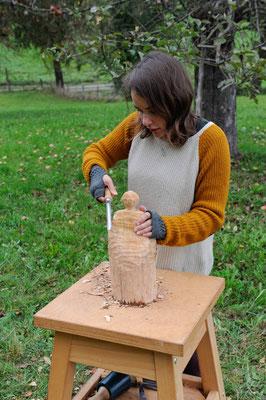 Impressionen Holz-Workshop 16108