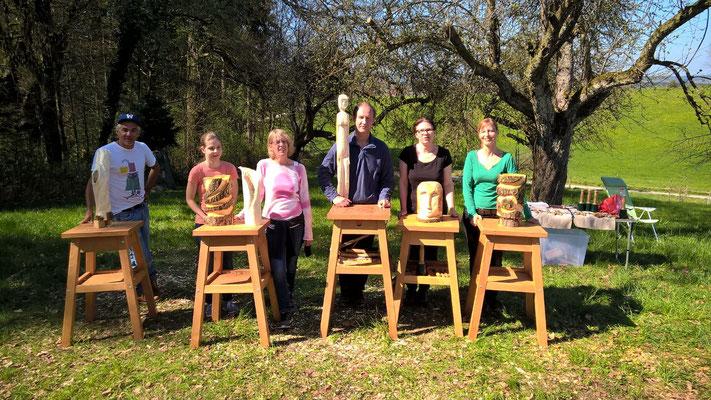 Impressionen Holz-Workshop 17042