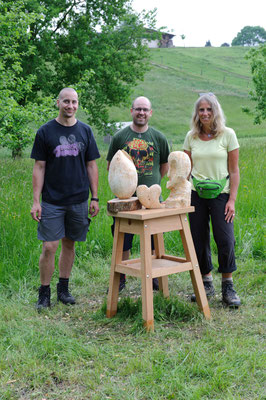 Impressionen Holz-Workshop 48