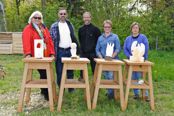 Impressionen Holz-Workshop 46