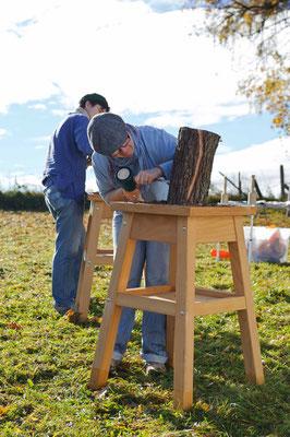 Impressionen Holz-Workshop 28