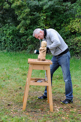 Impressionen Holz-Workshop 16103