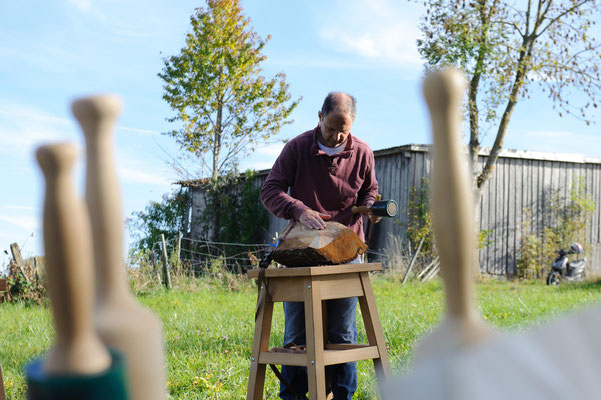 Impressionen Holz-Workshop 26