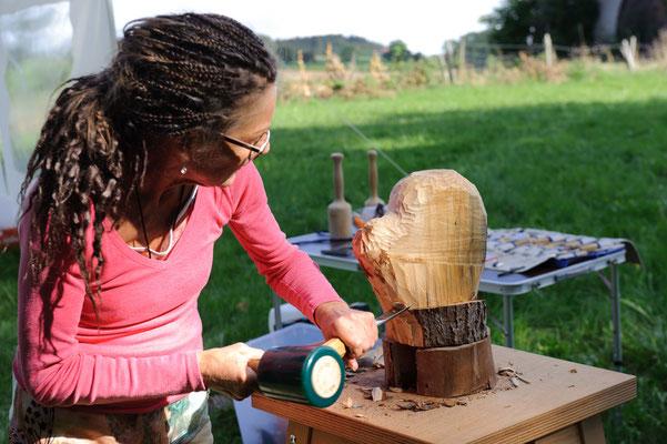 Impressionen Holz-Workshop 16