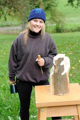 Impressionen Holz-Workshop 16107