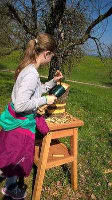 Impressionen Holz-Workshop 17041