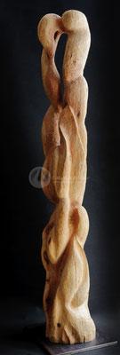 Tanz der Druiden, uralter Wacholder (Ginepro) geölt, 110 cm
