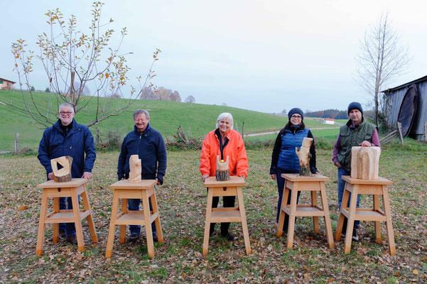 Impressionen Holz-Workshop 36