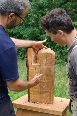 Impressionen Holz-Workshop 3