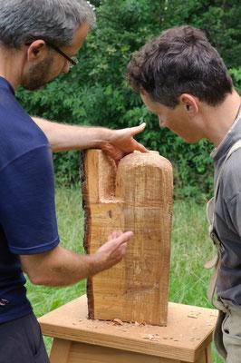 Impressionen Holz-Workshop 3