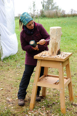 Impressionen Holz-Workshop 16105