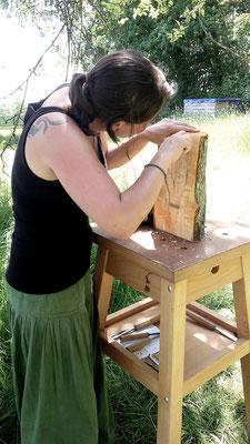 Impressionen Holz-Workshop 17053
