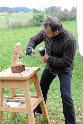 Impressionen Holz-Workshop 16106