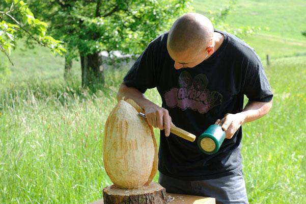 Impressionen Holz-Workshop 51
