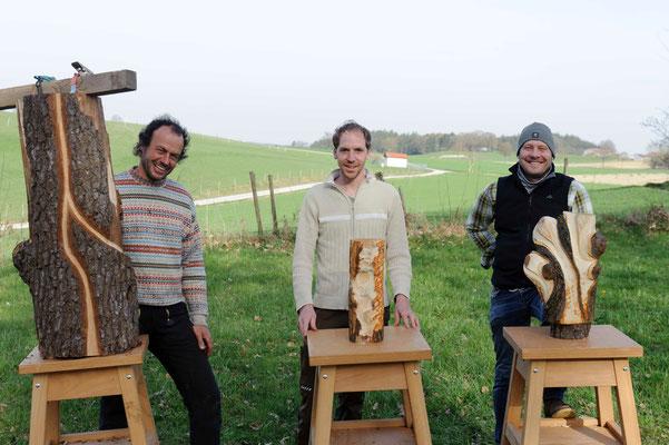 Impressionen Holz-Workshop 42