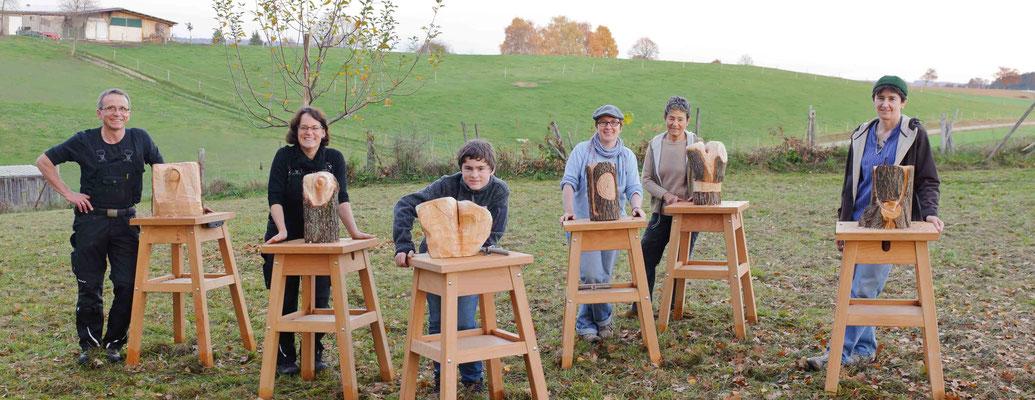Impressionen Holz-Workshop 25