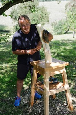 Impressionen Holz-Workshop 1683