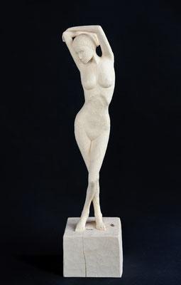 La Serena, Ahornholz, geölt, 63 x 14 x 13 cm