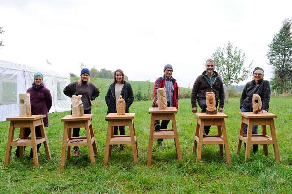 Impressionen Holz-Workshop 16109