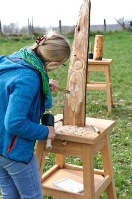 Impressionen Holz-Workshop 40