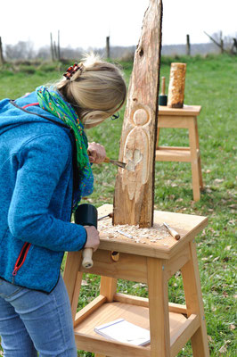 Impressionen Holz-Workshop 40