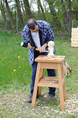 Impressionen Holz-Workshop 44