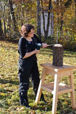 Impressionen Holz-Workshop 32