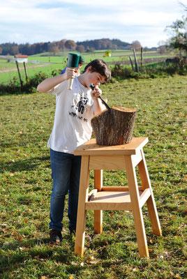 Impressionen Holz-Workshop 30