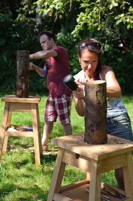 Impressionen Holz-Workshop 1688
