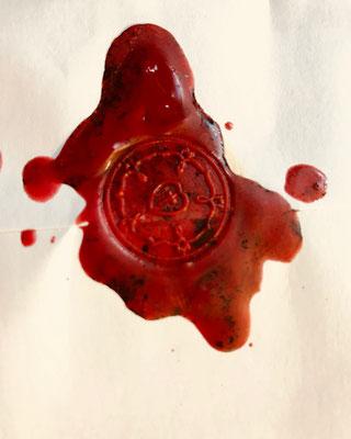 Mit der Luther-Rose versiegelt: Alle Einsendungen zum Buchstaben-Salat