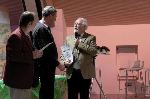 Werner Zanzinger und Reiner Urban