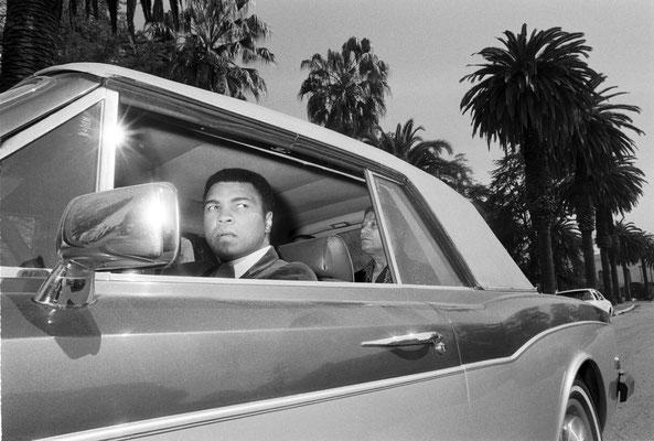 Volker Hinz: Muhammad Ali, 1984 ©Volker Hinz Estate