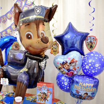 Воздушные шары Щенячий патруль, надутые гелием - купить в Казани