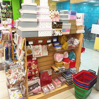 Коробки для подарков в магазине Волшебник на Ямашева