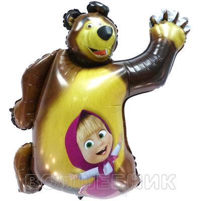 Фигура Grabo Маша и Медведь, размеры: 63*71 см, купить в Казани