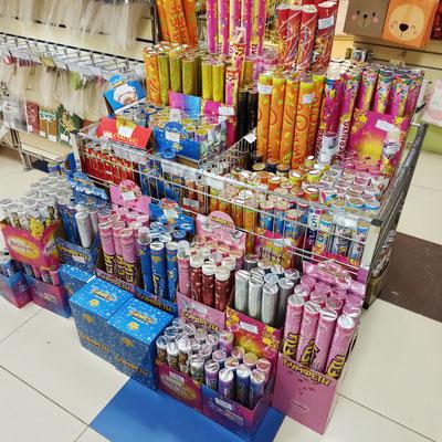 Пневматические хлопушки с конфетти в магазине Волшебник на Восстания